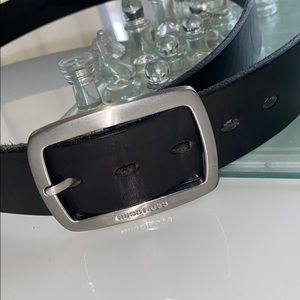 Hugo boss genuine Leather belt
